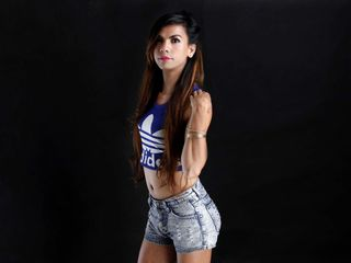 ts chat and cam model image PrettyCOCKivyX
