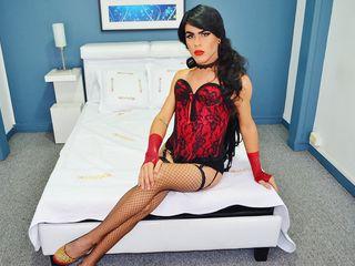 pic of transgender webcam model BabyAshleyxxx