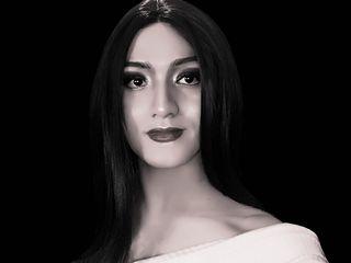 tranny webcam model pic of NaomiAndrogyne