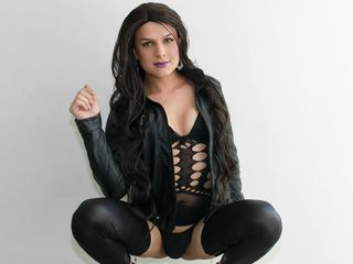image of tranny cam model SherryHarperTS