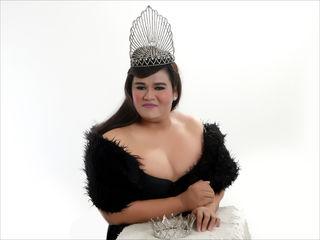 transgender cam model - TheBigShowTS