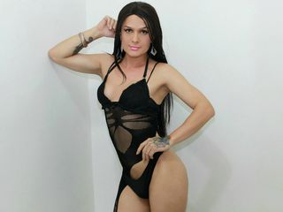 tranny chat model KristalWellsTS