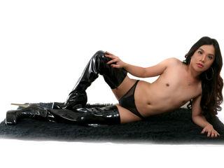 pic of transgender webcam model NakedTemptation
