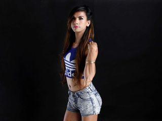 tranny webcam model pic of PrettyCOCKivyX
