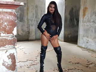 ts chat and cam model image xGODDESSsZAFINAx