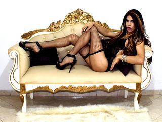 pic of TS webcam model IvannaHudson