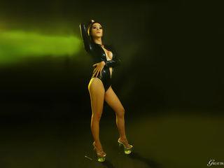 pic of transgender webcam model SavageQueentsXXX