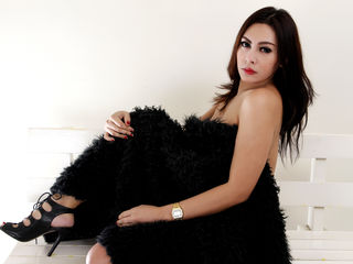 ts chat and cam model image LoveClowieXX